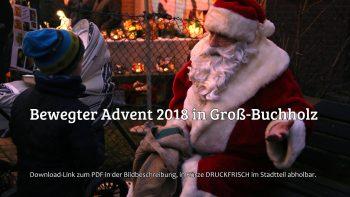 Permalink zu:Bewegter Advent in Groß-Buchholz